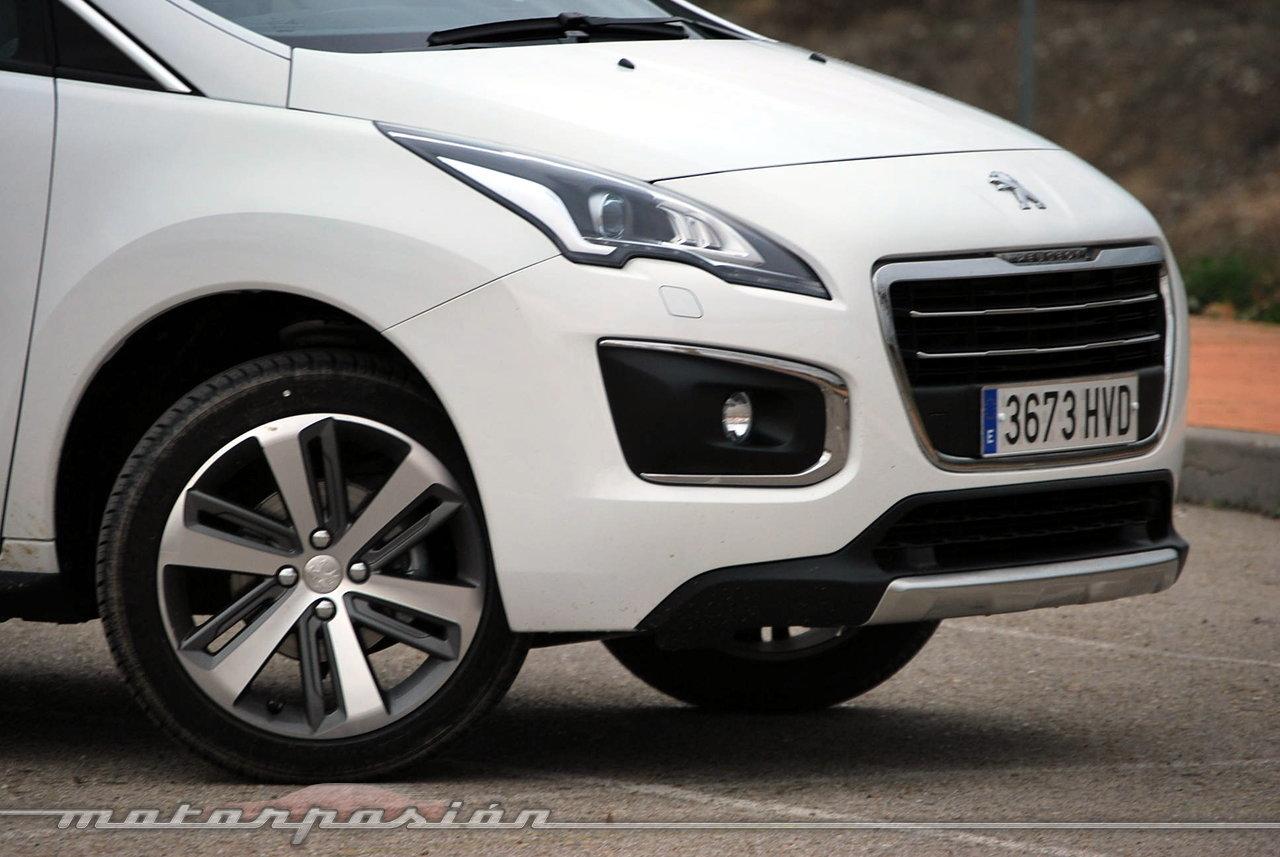 Foto de Peugeot 3008 y 5008 2014 (presentación) (3/22)