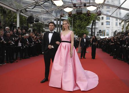 Chiara Ferragni Cannes 2018 Alberta Ferretti