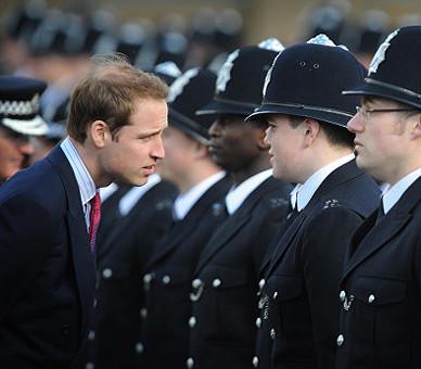 El estilo del príncipe Guillermo de Inglaterra