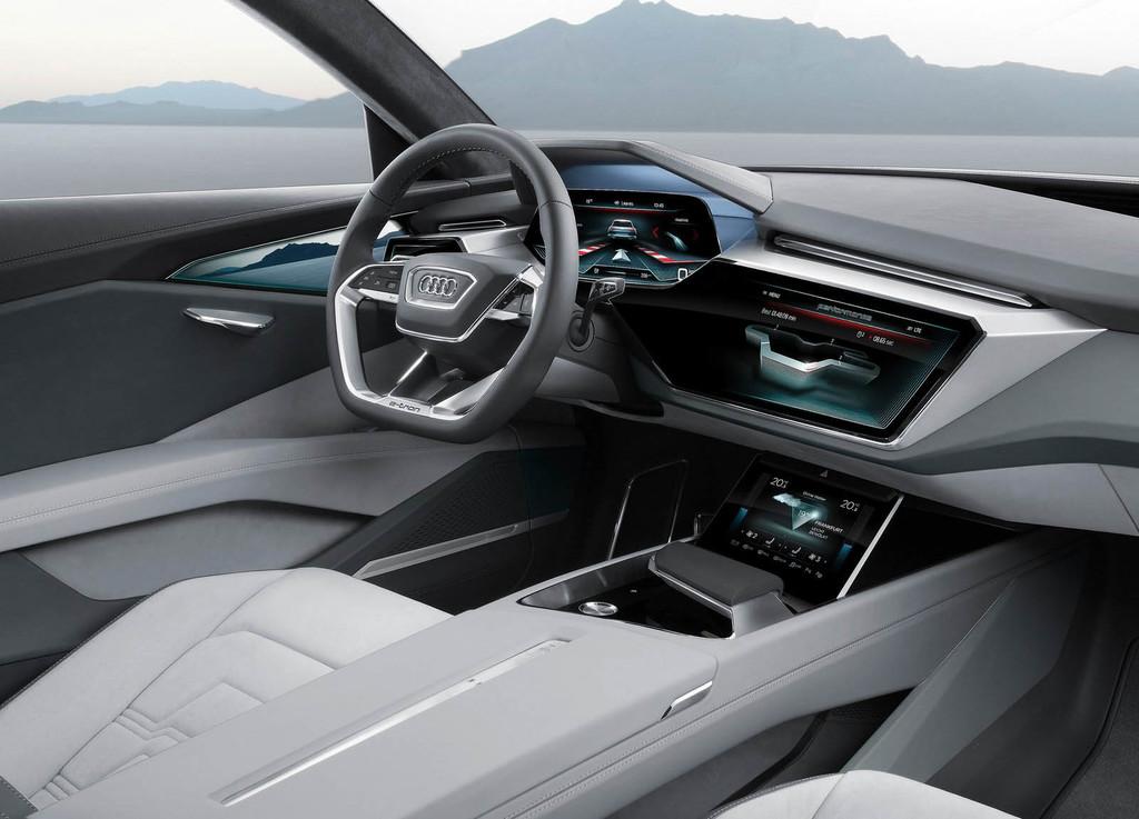 Audi E Tron Quattro Concept 2015 1600 1a