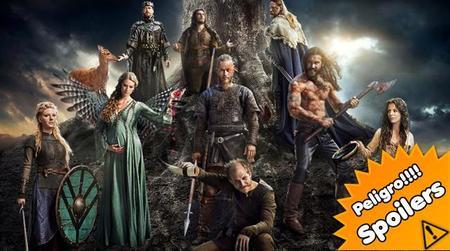 'Vikings', los fieros también sufren