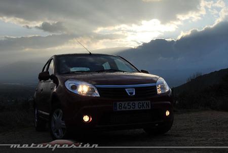Dacia Sandero 1.6 MPI 90 y 1.5 dCi 70, prueba (parte 1)