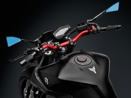 Rizoma Yamaha Mt 09 012