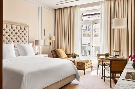 Hoteles de 5 estrellas Madrid