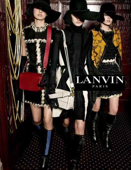 Tim Walker Shoots The New Lanvin Campaign03