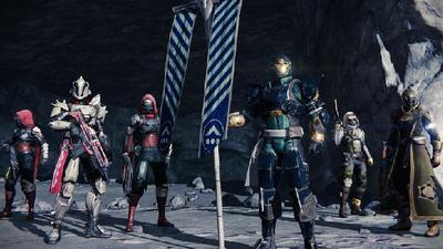 Un bug de Destiny revela misiones y áreas bloqueadas