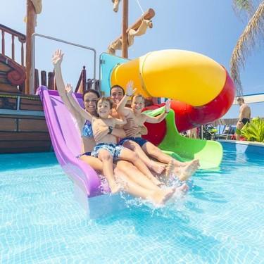 Los 19 mejores hoteles familiares para ir de vacaciones con niños en Europa