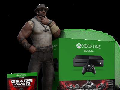 Habrá paquete de Xbox One con Gears of War: Ultimate Edition; las cinemáticas del juego fueron recreadas