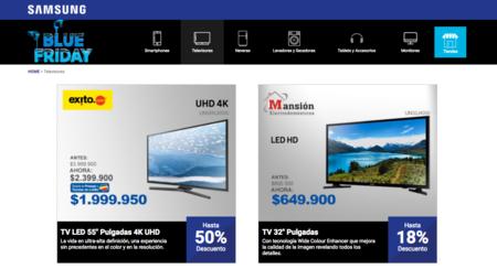 Empiezan las ofertas de Samsung en Colombia: esto es lo más interesante del Blue Friday
