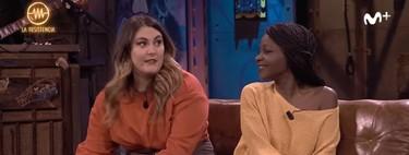 La Riot Comedy Fem lo está petando nivel: PennyJayG y Asari promocionan su stand up feminista en La Resistencia