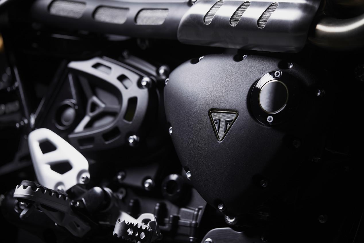 Foto de Triumph Scrambler 1200 Bond Edition 2020 (1/11)