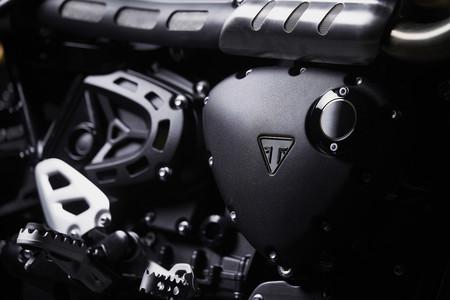 Triumph Scrambler 1200 Bond Edition 2020