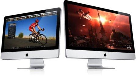 El nuevo iMac se queda sin pantalla táctil