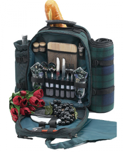 Bolsa de picnic para dos
