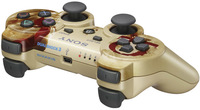 God of War DualShock 3, el mando de PS3 basado en 'God of War: Ascension' que probablemente no salga de Japón