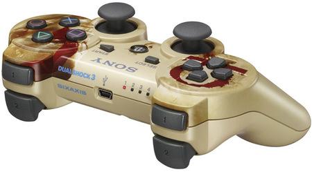 God of War DualShock 3, el mando de PS3 basado en 'God of War: Ascension' que probablemente no salga de Japón