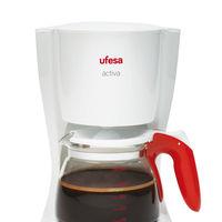 Cafecitos calientes con la cafetera de goteo Ufesa CG7223 por sólo 19,34 euros en Amazon