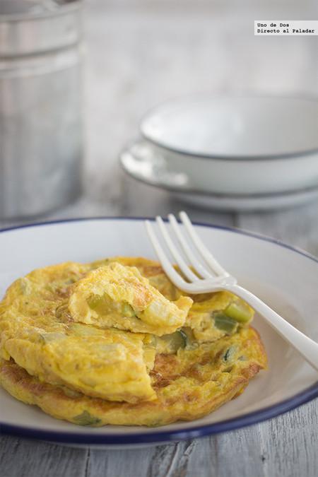 Tortillitas De Calabacin Desayuno Recetas Sanas Faciles Y Rapidas