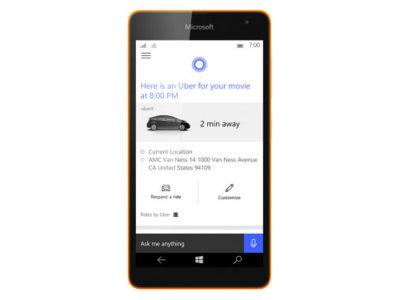 Cortana y sus nuevos amigos en Windows 10