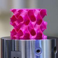 Este material impreso en 3D es 10 veces más duro que el acero