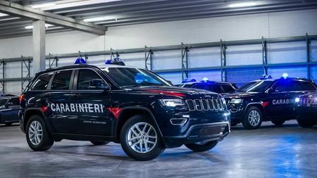 La unidad antiterrorista de los Carabinieri italianos estrena 19 Jeep Grand Cherokee blindados