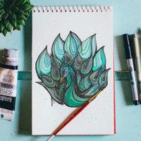 P es de Peacock