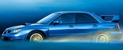 Subaru desvela el Impreza 2006 WRX