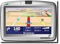 Navegador GPS de TomTom con malware