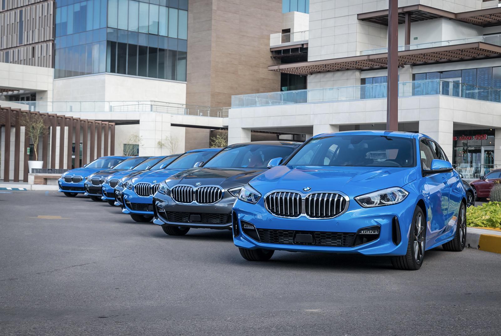 Foto de BMW 118i M Sport (lanzamiento) (14/23)