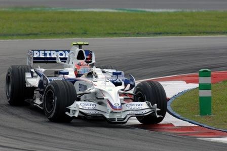 El mejor Robert Kubica se destapa en Sepang