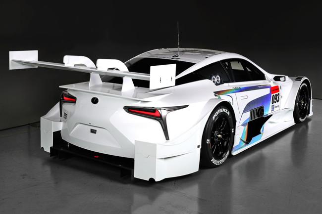 Lexus LC 500 Super GT