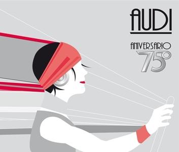 Exposición del 75 aniversario de Auto Unión en Madrid