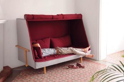 Orwell, un sofá que se convertirá en tu refugio personal