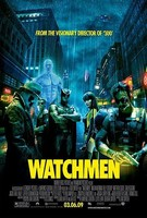 'Watchmen', póster definitivo
