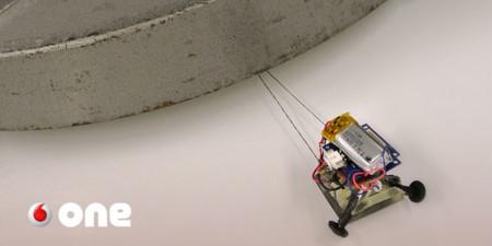 Microrobots: más pequeños que David, más fuertes que Goliat
