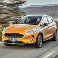 Ford prepara un nuevo SUV por debajo de EcoSport para Latinoamérica