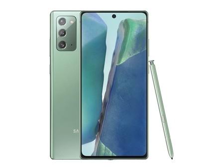 Samsung Galaxy Note 20 Oficial Diseno