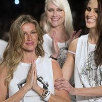 Llegó el día, la top model Gisele Bündchen se ha subido por última vez a una pasarela