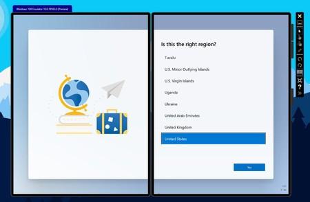 Windows 10x Emulador