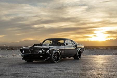 Classic Recreations Ford Mustang Boss 429 1969: un modelo continuación que necesitas tener