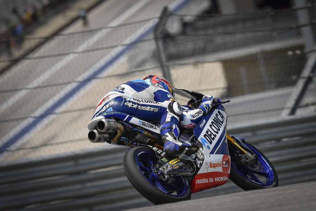 Jorge Martin Gp Americas Moto3 2018