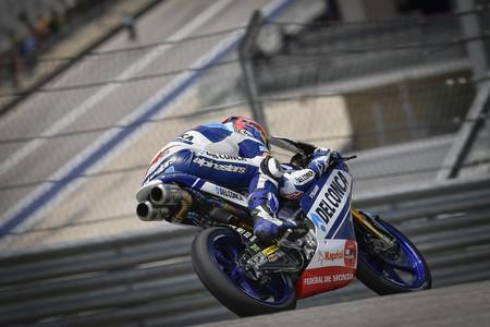 Jorge Martín se lleva la pole de Moto3 en Austin con medio segundo sobre Arón Canet