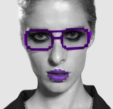6dpi, gafas pixeladas