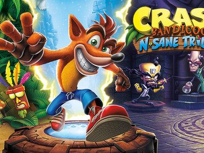 Es oficial: la trilogía de Crash llegará a Switch, Xbox y PC el 10 de julio (actualizado)