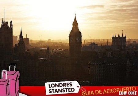 Guia de aeropuertos low cost #1: Londres-Stansted