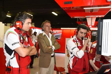 """Luca di Montezemolo:""""es una pesadilla ser tan lentos al inicio de la temporada"""""""