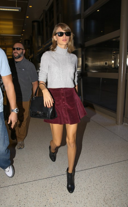 Taylor Swift Falda Pana 2