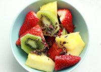 Truco saludable: emplea fruta como postre habitual