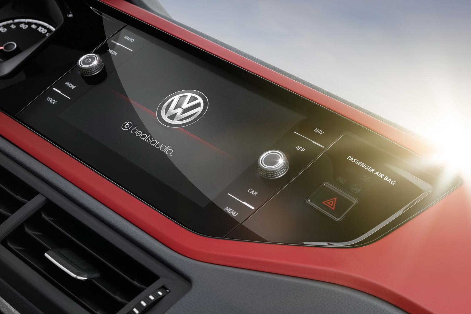 Foto de Volkswagen Polo 2018 (28/51)