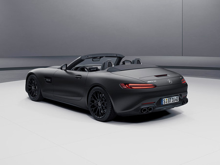 Mercedes Amg Gt 2021 1